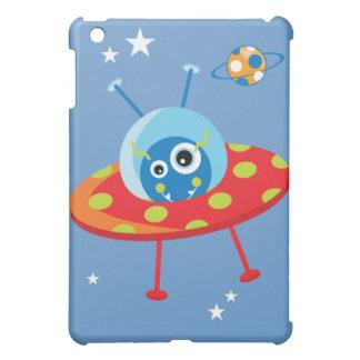 Alien Spaceship  iPad Mini Cases