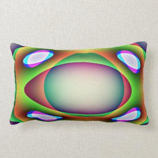 Alien Spaceship Pillow