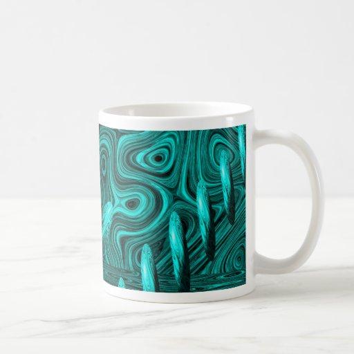 Alien Sphere Classic White Coffee Mug