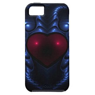 Alien Spider Heart iPhone SE/5/5s Case