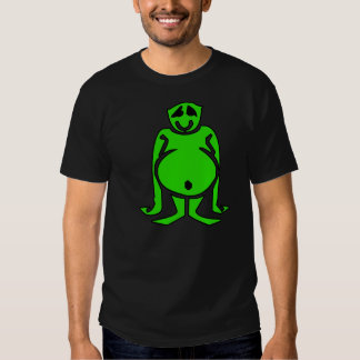 Alien Spider Monkey God T-Shirt