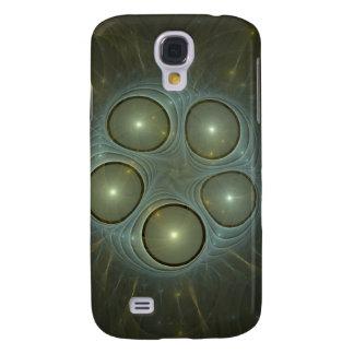 Alien Spore Galaxy S4 Covers