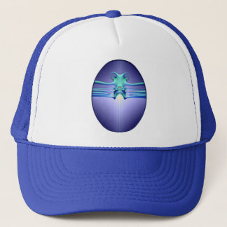 Alien Stingray Trucker Hat