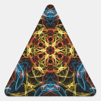 Alien Table Triangle Sticker
