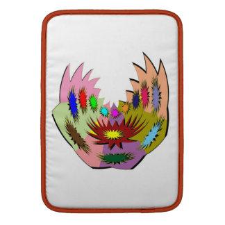 Alien Tatoo : Body Piercing and Fun-tas-tic Art Sleeves For MacBook Air