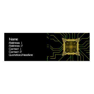 Alien Technology Alternate Big Mini Business Card
