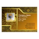 Alien Technology Small Business Card Template