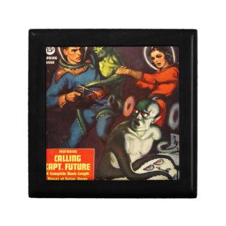 Alien Tentacle Men Gift Box