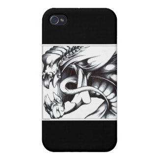 Alien Tongue iPhone 4/4S Cover
