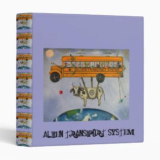 Alien Transport System Binder