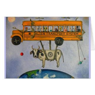 Alien Transport System Card