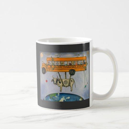 Alien Transport System Coffee Mug