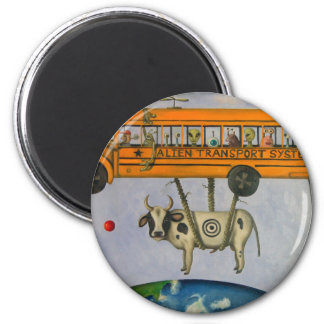 Alien Transport System Magnet