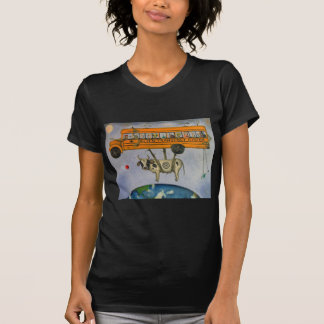 Alien Transport System Tee Shirt