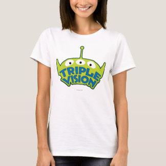 Alien Triple Vision T-Shirt