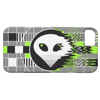 Alien TV iPhone 5 barely there case iPhone 5 Cover