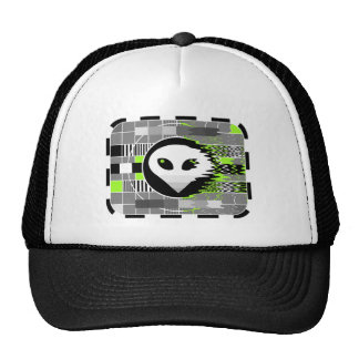 Alien TV trucker hat