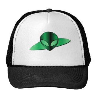 Alien UFO Baseball Hat