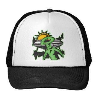 Alien UFO Hat