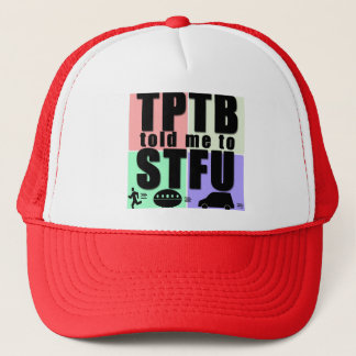 Alien UFO Humor Trucker Hat