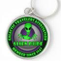 Alien & UFO Keychains & Flair                                        keychain