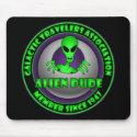 Alien & UFO Mousepads & Mugs mousepad