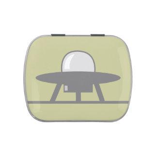 Alien Visitation Candy Tin