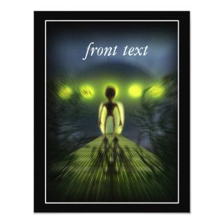 Alien Visitor Announcements