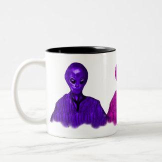 Alien Visitors Mug Series