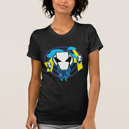 Alien Visitors Tee Shirts