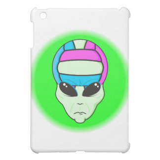 alien volleyball extreme sports design 2 iPad mini cover
