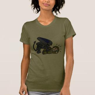 Alien vs Soldier Tee Shirt