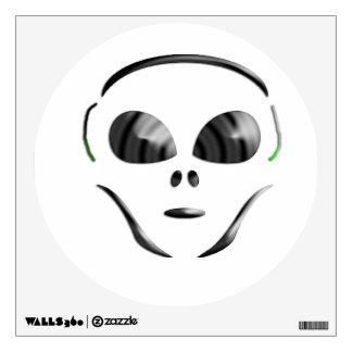 Alien Wall Decal