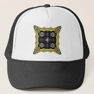 Alien Wall Decor Big Trucker Hat