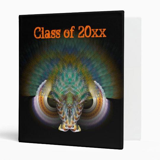Alien Warthog Class of 20xx 3 Ring Binder