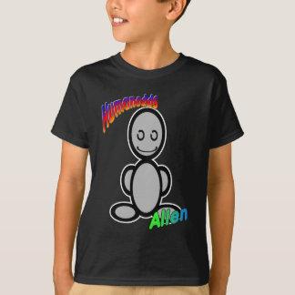 Alien (with logos) T-Shirt
