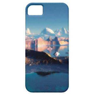 Alien World Antartica iPhone SE/5/5s Case
