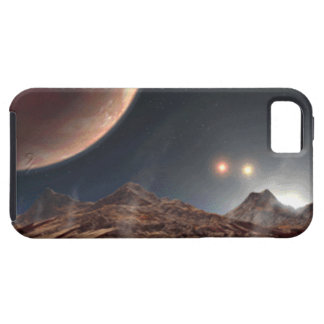 Alien World iPhone SE/5/5s Case
