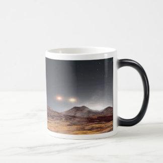 Alien World Magic Mug