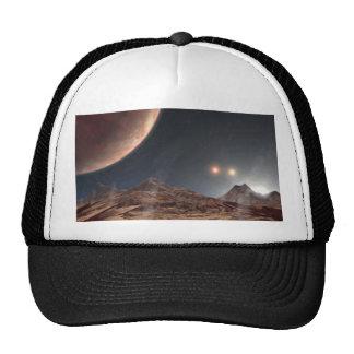 Alien World Trucker Hat