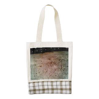 Alien World Zazzle HEART Tote Bag
