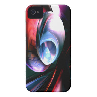 Alien Worlds Abstract Blackberry Bold Case