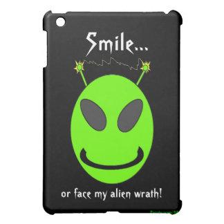 Alien Wrath iPad Mini Cover