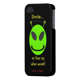 Alien Wrath iPhone 4/4S Cases