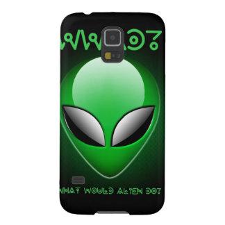 Alien_Wwad Carcasa De Galaxy S5