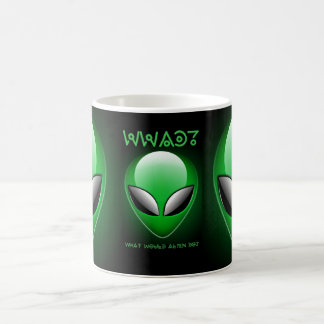 Alien_Wwad Taza De Café