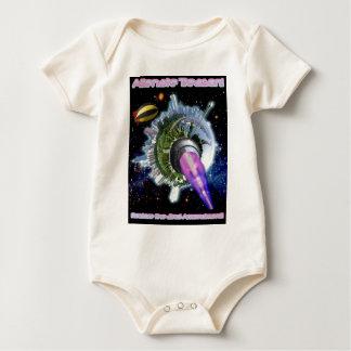 Alienate Treason! Restore the 2nd Amendment! Black Baby Bodysuit