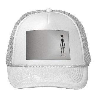 ALIENATED science fiction fantasy space walk alien Trucker Hat