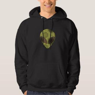 Alienation Black Hooded Sweatshirt