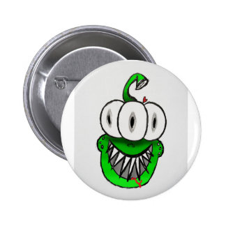 AlienHead Pin